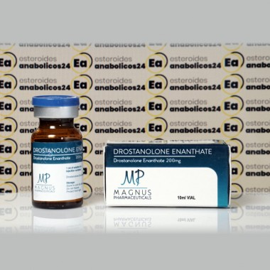 Drostanolone Enanthate 200 mg Magnus Pharmaceuticals