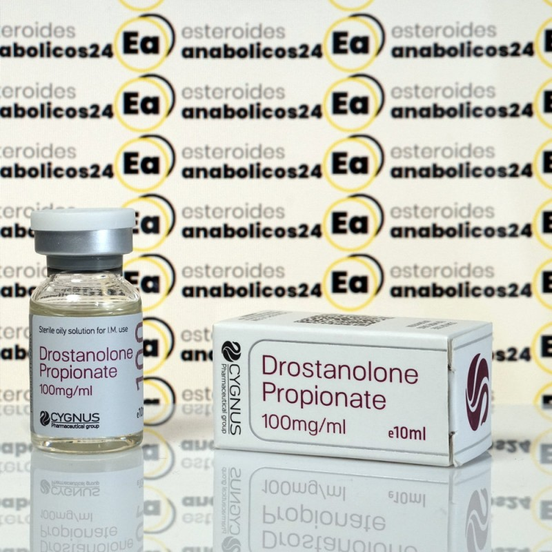 Drostanolone Propionate 100 mg Cygnus   EA24-0212