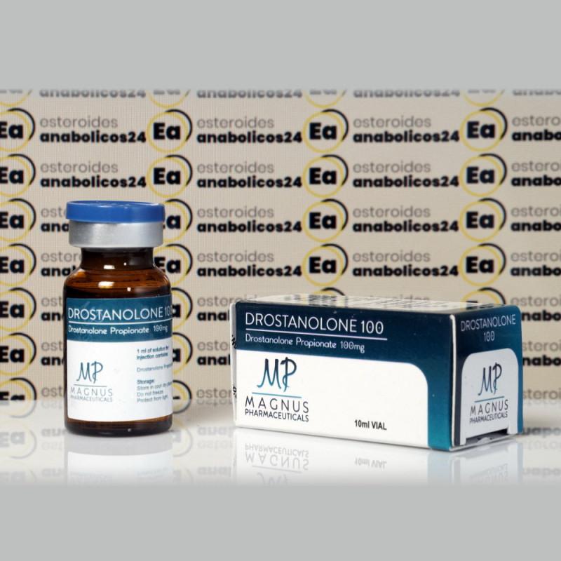 Drostanolone Propionate 100 mg Magnus Pharmaceuticals | EA24-0213