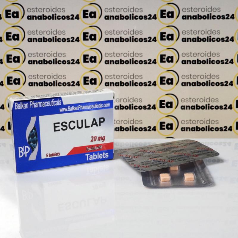 Esculap 20 mg Balkan Pharmaceuticals | EA24-0306