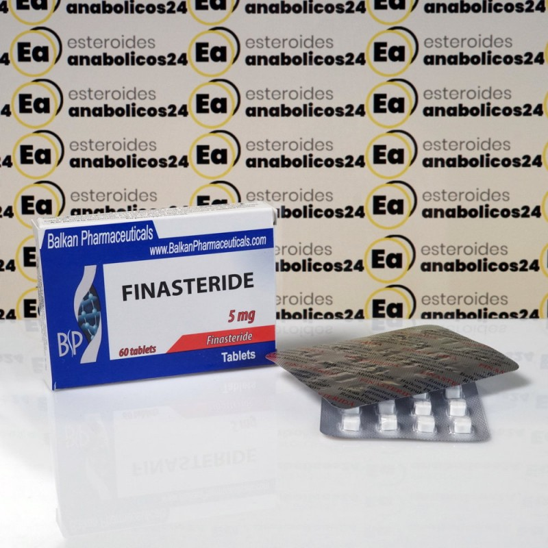 Finasteride 5 mg Balkan Pharmaceuticals | EA24-0207