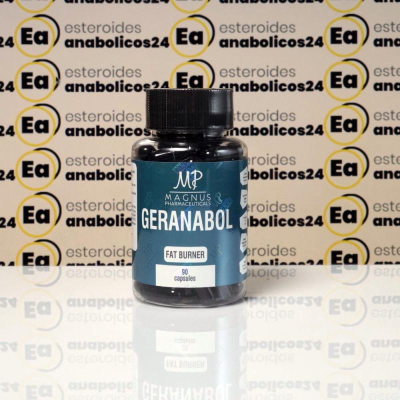 Geranabol (90 capsules) Magnus Pharmaceuticals   EA24-0344