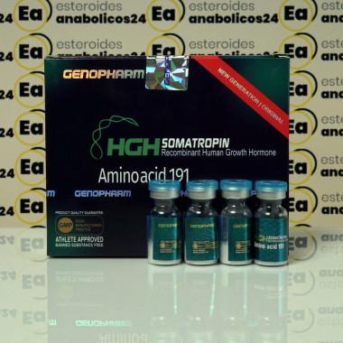 HGH Somatropin Amino acid 191 10 IU Genopharm   EA24-0290