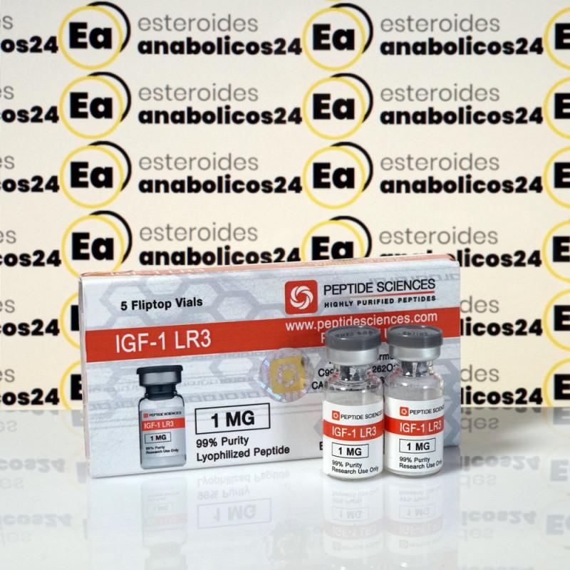 IGF1 LR3 1mg Peptide Sciences   EA24-0307