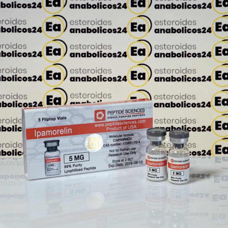 Ipamorelin 5 mg Peptide Sciences | EA24-0308