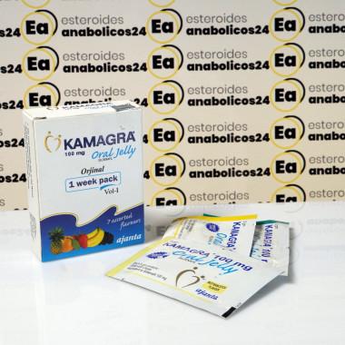 Kamagra (Viagra) 100 mg Ajanta Pharma | EA24-0305