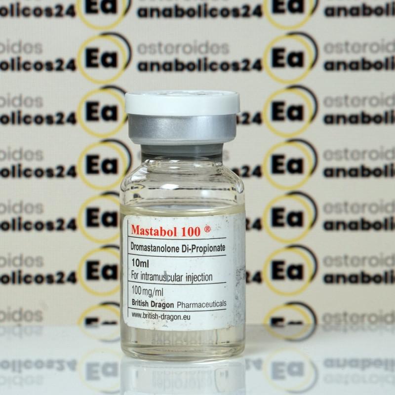Mastabol 100 mg British Dragon Pharmaceuticals | EA24-0214