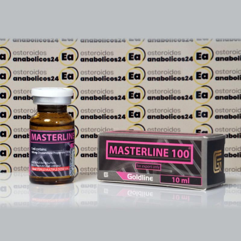 Masterline 100 mg Gold Line | EA24-0216