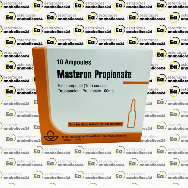 Masterolon Propionate 100 mg Aburaihan | EA24-0217
