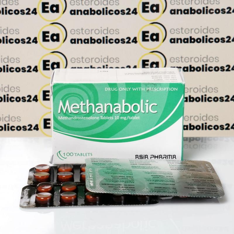 Methanobolic 10 mg Asia Pharma   EA24-0323