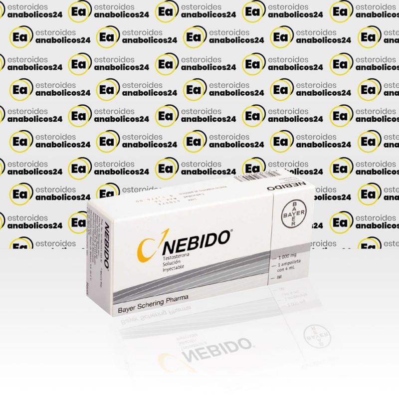 Nebido 1000 mg Bayer   EA24-0249
