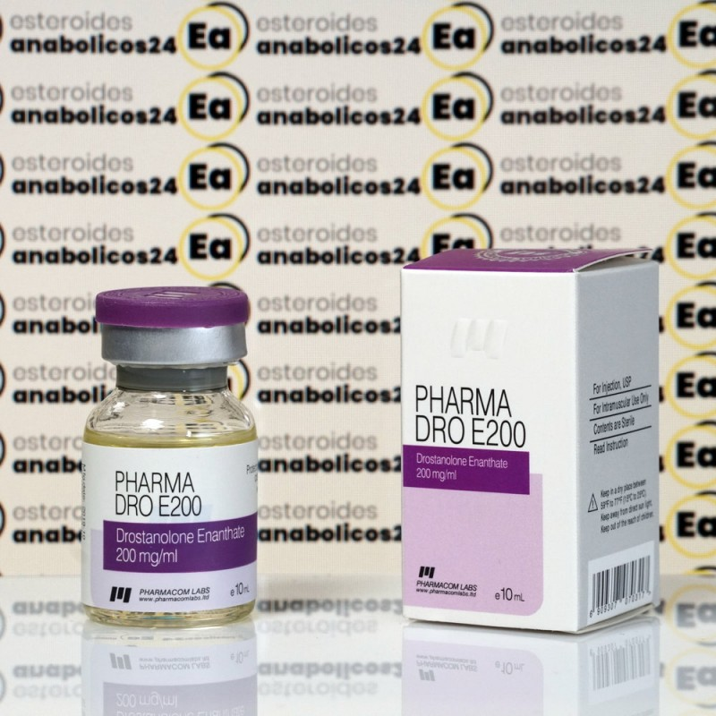 Pharma Dro Е 200 mg Pharmacom Labs | EA24-0221