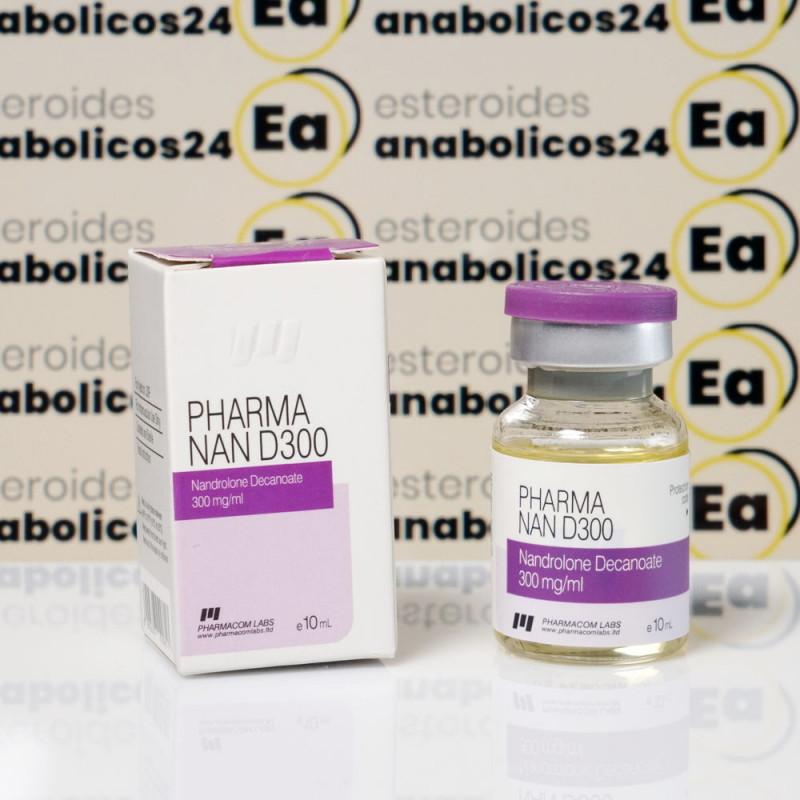 Pharma Nan D300 300 mg Pharmacom Labs | EA24-0329
