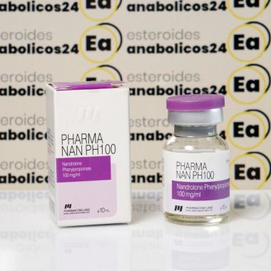 Pharma Nan PH100 100 mg Pharmacom Labs | EA24-0327