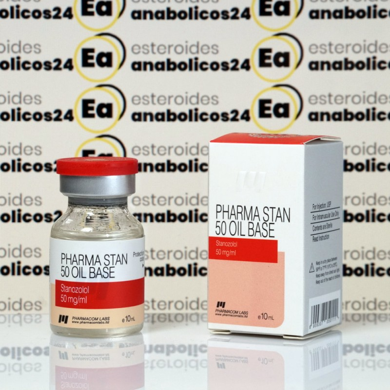 Pharma STAN 50 Oil Base 50 mg Pharmacom Labs | EA24-0223