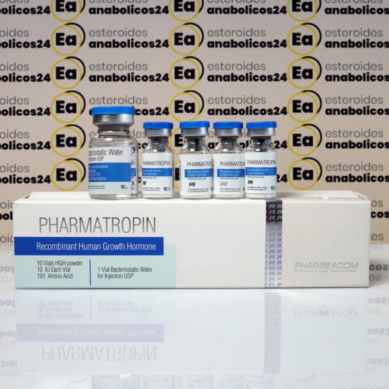 Pharmatropin 10 IU Pharmacom Labs   EA24-0176