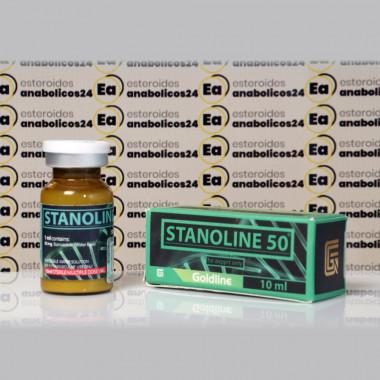Stanoline 50 mg Gold Line