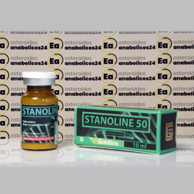 Stanoline 50 mg Gold Line | EA24-0224