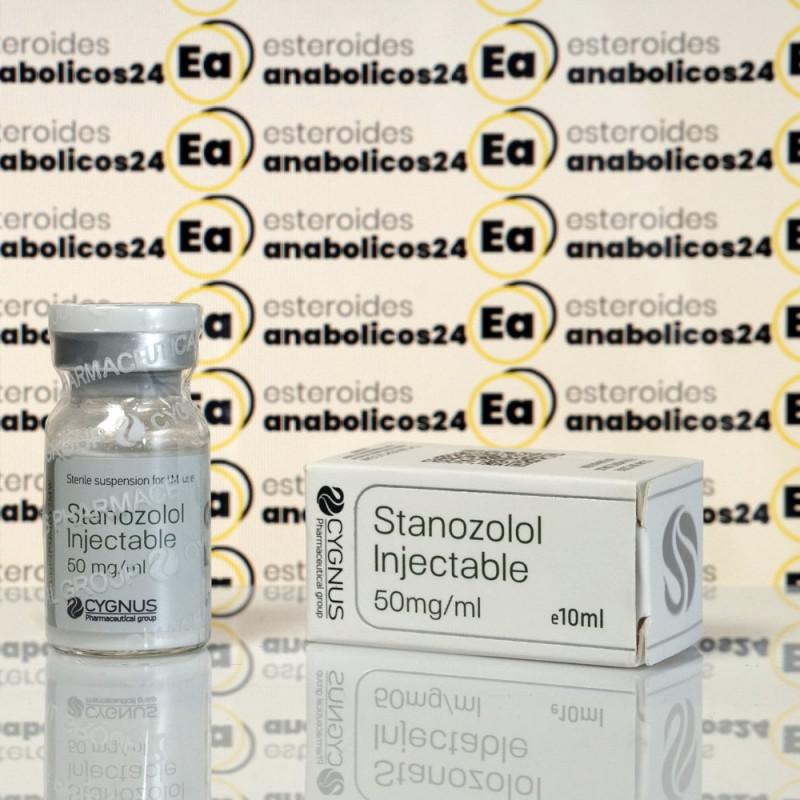 Stanozolol Injectable 50 mg Cygnus | EA24-0226