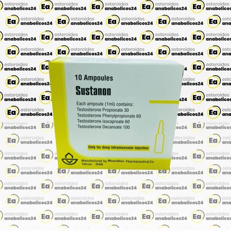 Sustanon 250 mg Aburaihan | EA24-0256