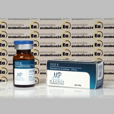 Test E ( Testosterone Enanthate) 250 mg Magnus Pharmaceuticals