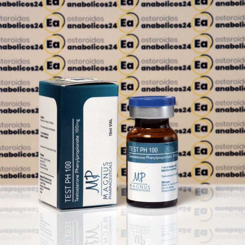 Test PH100 100 mg Magnus Pharmaceuticals | EA24-0347