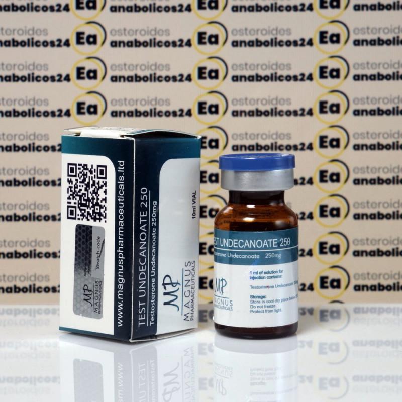 Test Undecanoate 250 mg Magnus Pharmaceuticals   EA24-0349