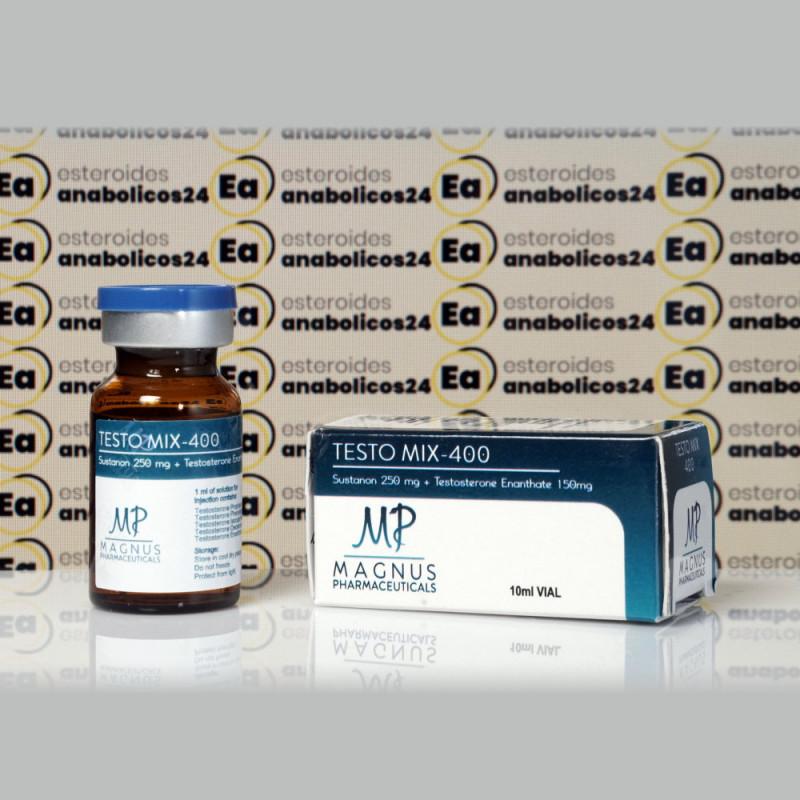 Testo Mix 400 mg Magnus Pharmaceuticals | EA24-0263