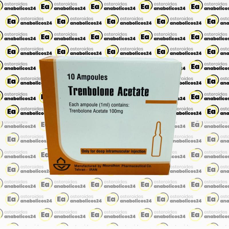 Trenbolone Acetate 100 mg Aburaihan | EA24-0231