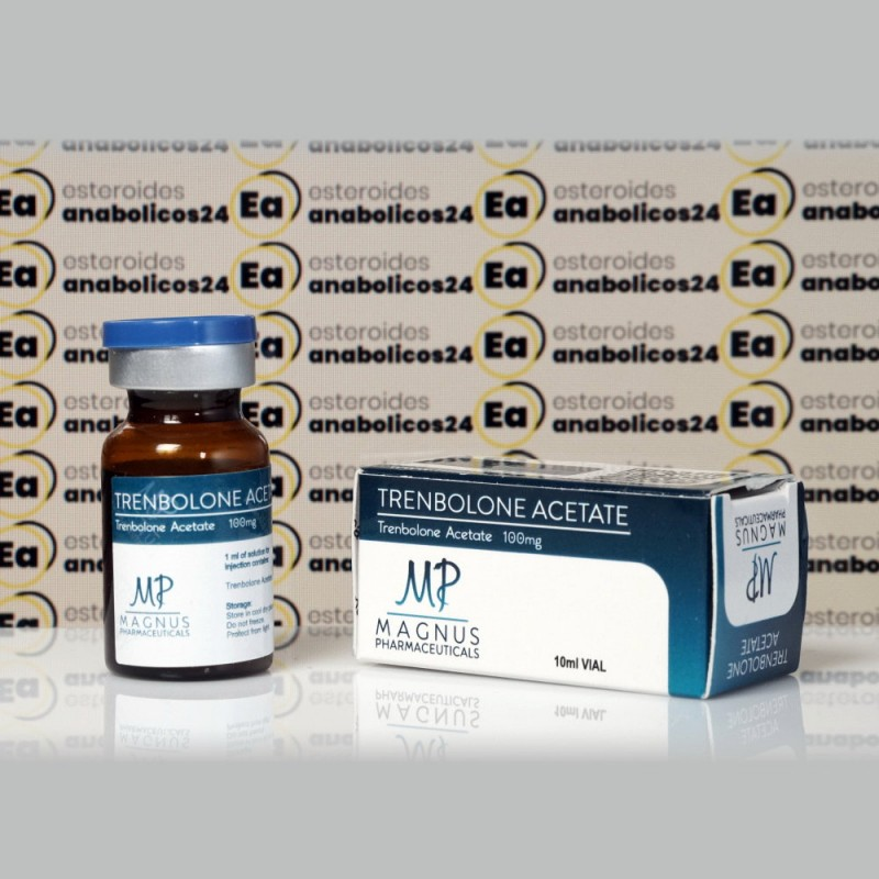Trenbolone Acetate 100 mg Magnus Pharmaceuticals | EA24-0232