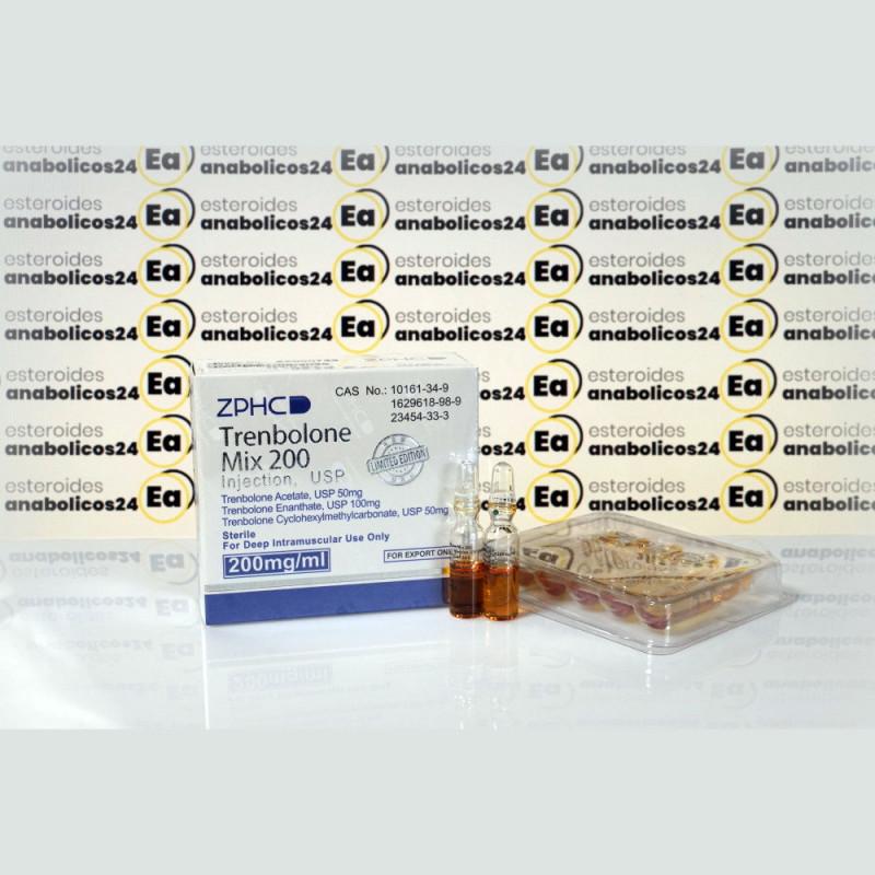 Trenbolone Mix Injection 200 mg Zhengzhou | EA24-0236